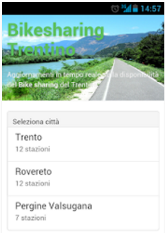 trentino-bike-sharing